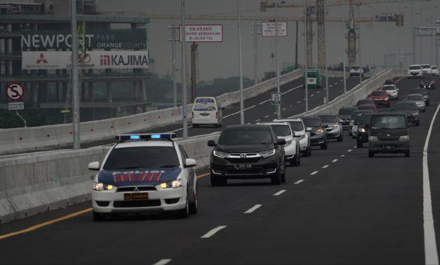 Tol Layang Jakarta-Cikampek Mulai Jumat 24 April Ditutup