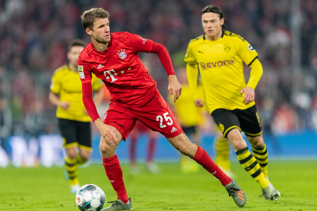 Dortmund Vs Bayern: Hansi Flick Tak Anggap Der Klassiker Penentu Juara