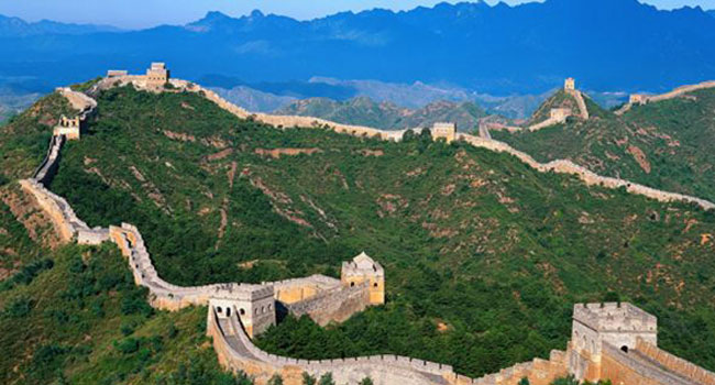 Rahasia Tembok Besar China Terungkap!